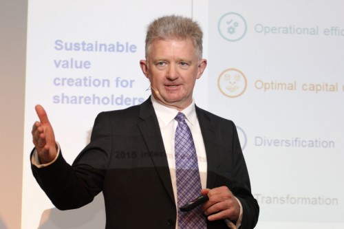 The best paid CE of SA insurance is Sanlam's Ian Kirk. Picture: Moneyweb