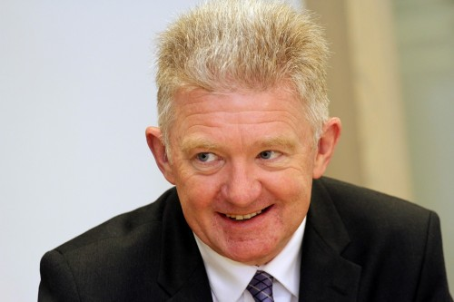 Sanlam CEO Ian Kirk said the group was pleased to report solid results in its centenary year. Picture: Moneyweb