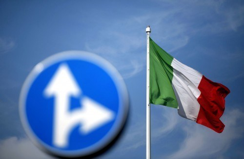 Italy's FTSE MIB down, led by banks. Picture: Shutterstock
