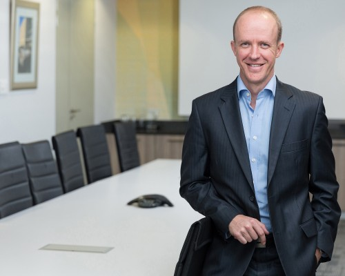Former Emira CEO James Templeton is one of the directors behind I Group Consolidated Holdings, which now owns over 35% of the fund. Image: Moneyweb