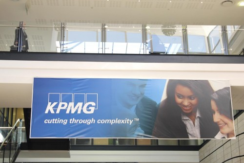 KPMG Under Fire in S. Africa for Work Done for Gupta Family