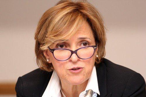 Former Absa CEO Maria Ramos. Image: Moneyweb