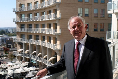 Marc Wainer, the founder and former CEO of JSE-listed Redefine Properties, passed away at the age of 71 in Johannesburg on Wednesday. Picture: Supplied