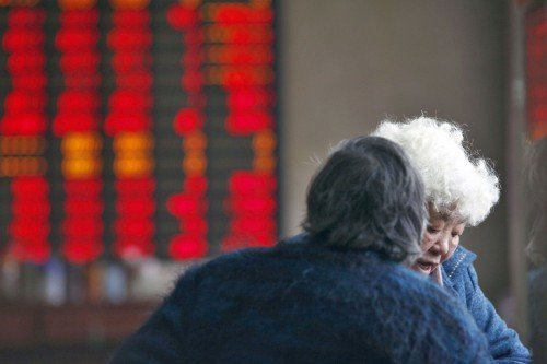 Moody's downgrade China's credit rating amid fears of slowing economic growth