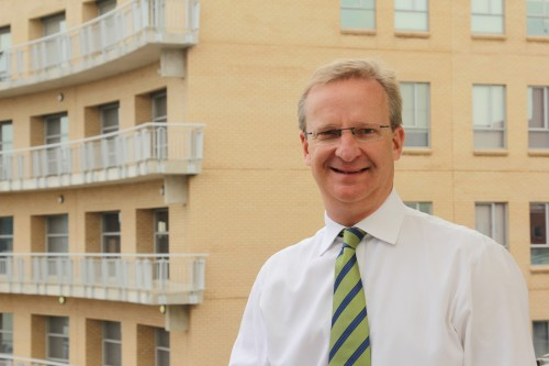 Mike Brown, Nedbank CEO