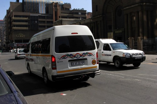 11 killed in attack on taxi drivers in South Africa