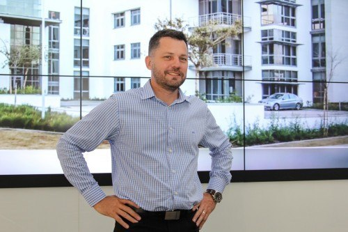Morné Wilken (pictured) said it was always part of Attacq's plan to convert into a Reit.