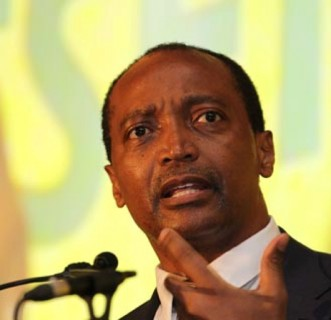 Motsepe apologises for telling Trump Africa loves him
