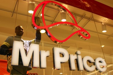 Retailers, including Shoprite and Mr Price were down on Tuesday. Picture: Moneyweb