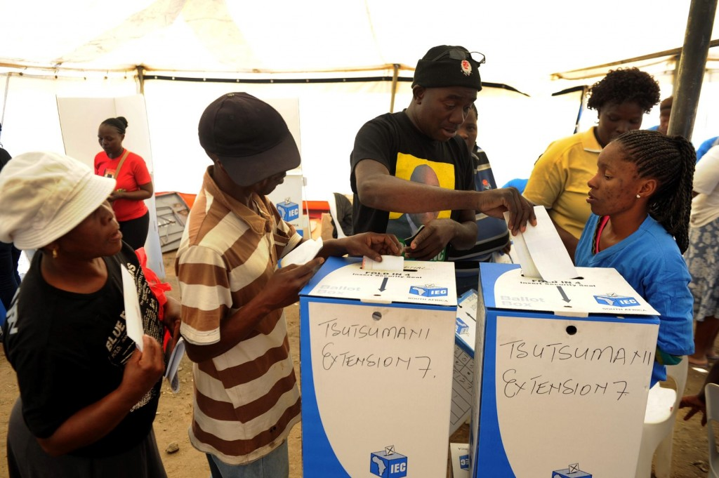 In 2019 South Africa goes into elections, which could bring a new wave of change. Picture: GCIS