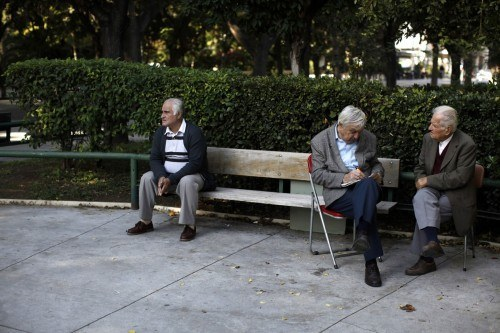Affected pensioners have been waiting since 2014 for the matter to resolved and it is feared many will pass away before seeing the conclusion of the class action suit. Picture: Kostas Tsironis/Bloomberg