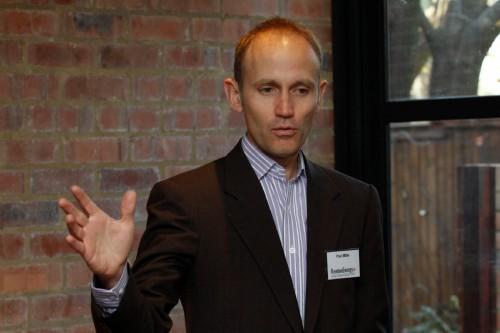 Nedbank mining executive Paul Miller