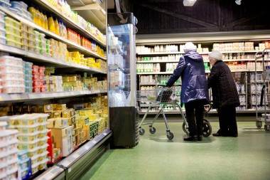 Food retailers asked to recall meat products off their shelves after traces of Listerosis. Picture: Bloomberg