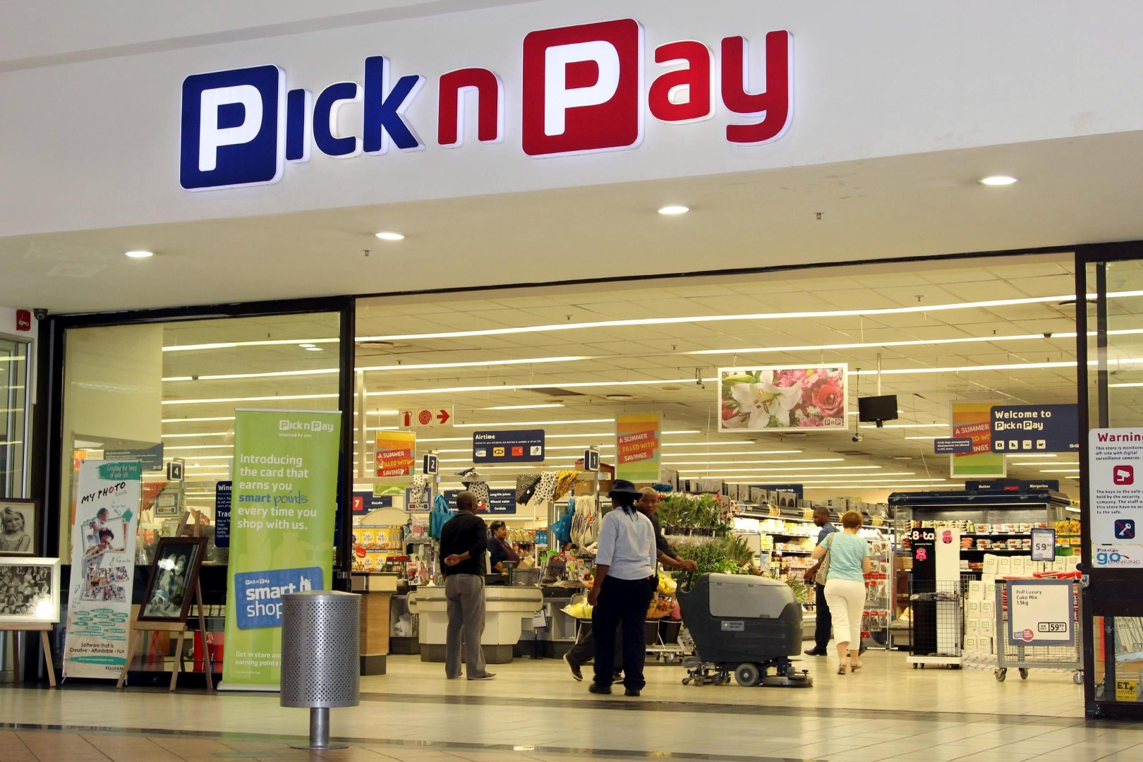 marketing pick and pay Pick n pay launching a loyalty program  apply customer strategy and insights across marketing, merchandising, and localization efforts in collaboration with .
