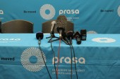 Prasa press briefing cancelled without notice