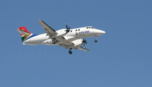 If the money isn't paid over Airlink will be entitled to vote for or against the adoption of the SAA rescue plan. Image: Moneyweb