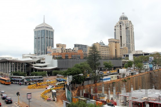Property developers are feeling the chill from slower luxury apartment sales in Sandton given the worrying state of SA's economy and increasing political uncertainty. Picture: Supplied