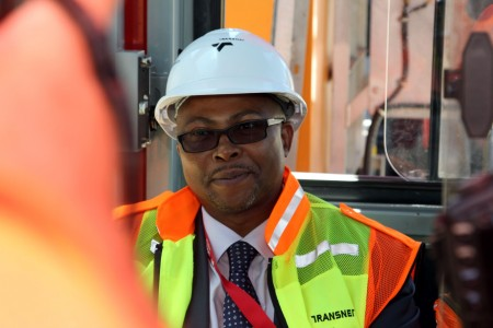 Transnet investigating suppliers for kickback payments - CEO