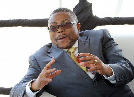 Transnet is said to have dismissed CEO Gama