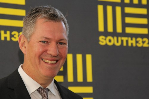 South32 CEO Mike Fraser says Eskom needs an equity investment from the government, as well as aggressive cost reduction in the short term. Picture: Moneyweb