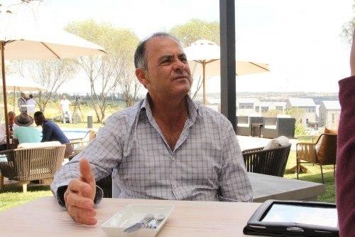 Steyn City Properties CEO Giuseppe Plumari.