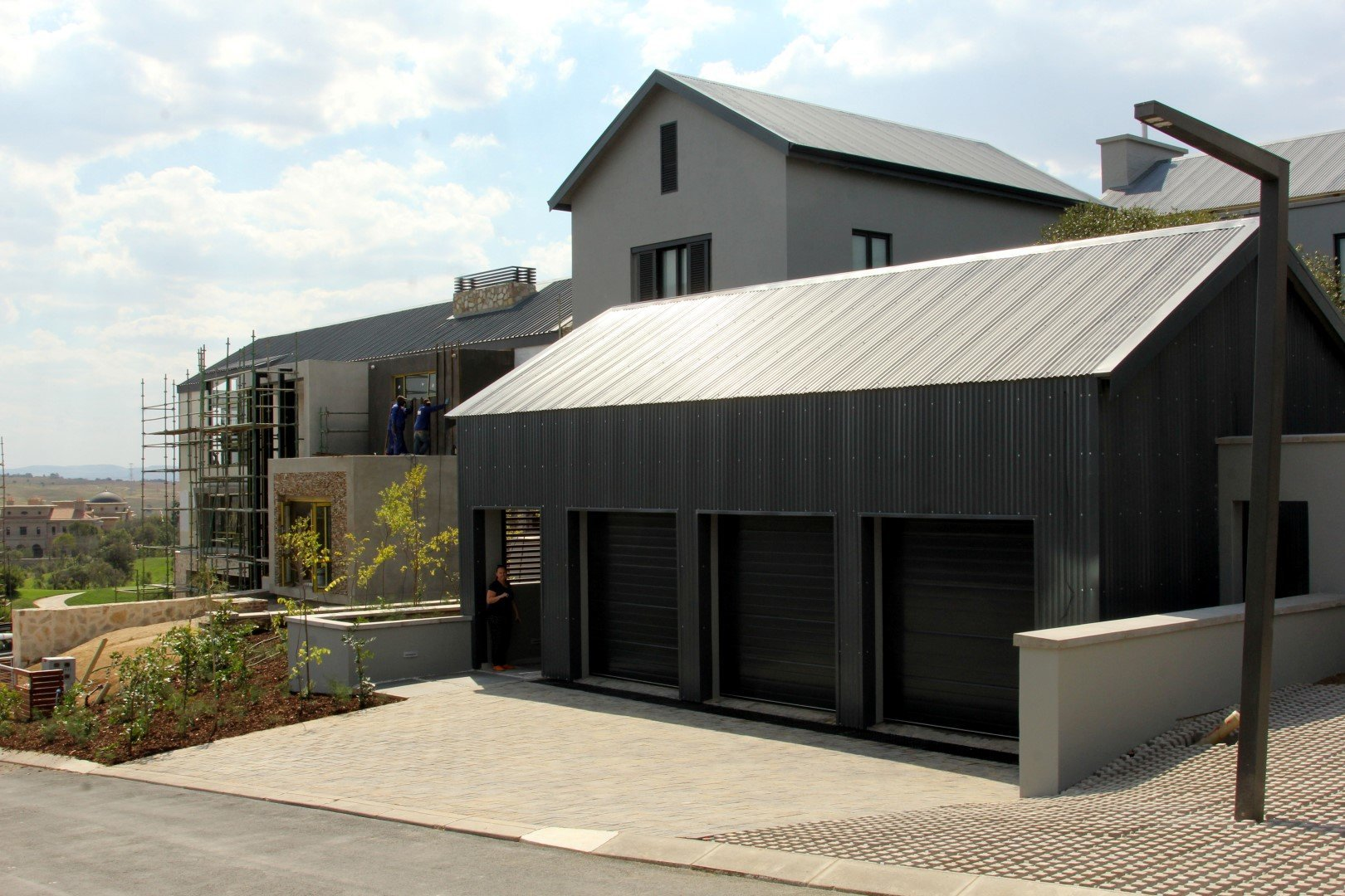 Steyn city takes form to be an estate like no other for Industrial style house for sale