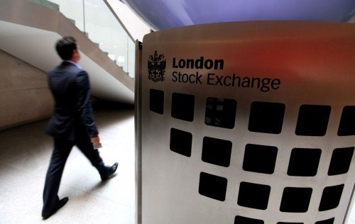 The London Stock Exchange is banking on partnerships with African exchanges, including those in Nigeria and Kenya, for dual listings. Picture: Chris Ratcliffe, Bloomberg