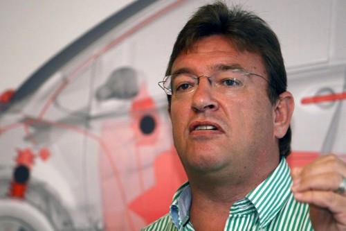 Theo Loock, CEO Metair