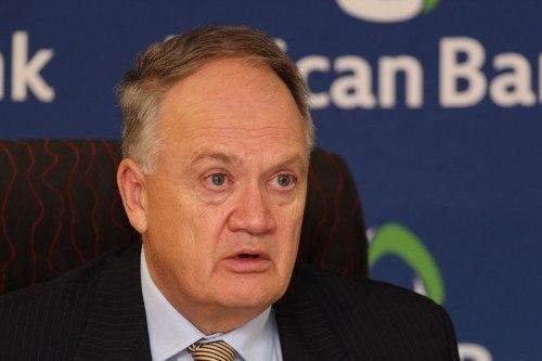 African Bank curator, Tom Winterboer