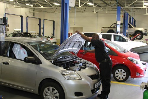 Cash-strapped consumers are buying fewer new cars and becoming more dependent on warranties as well as service and maintenance plans. Picture: Supplied