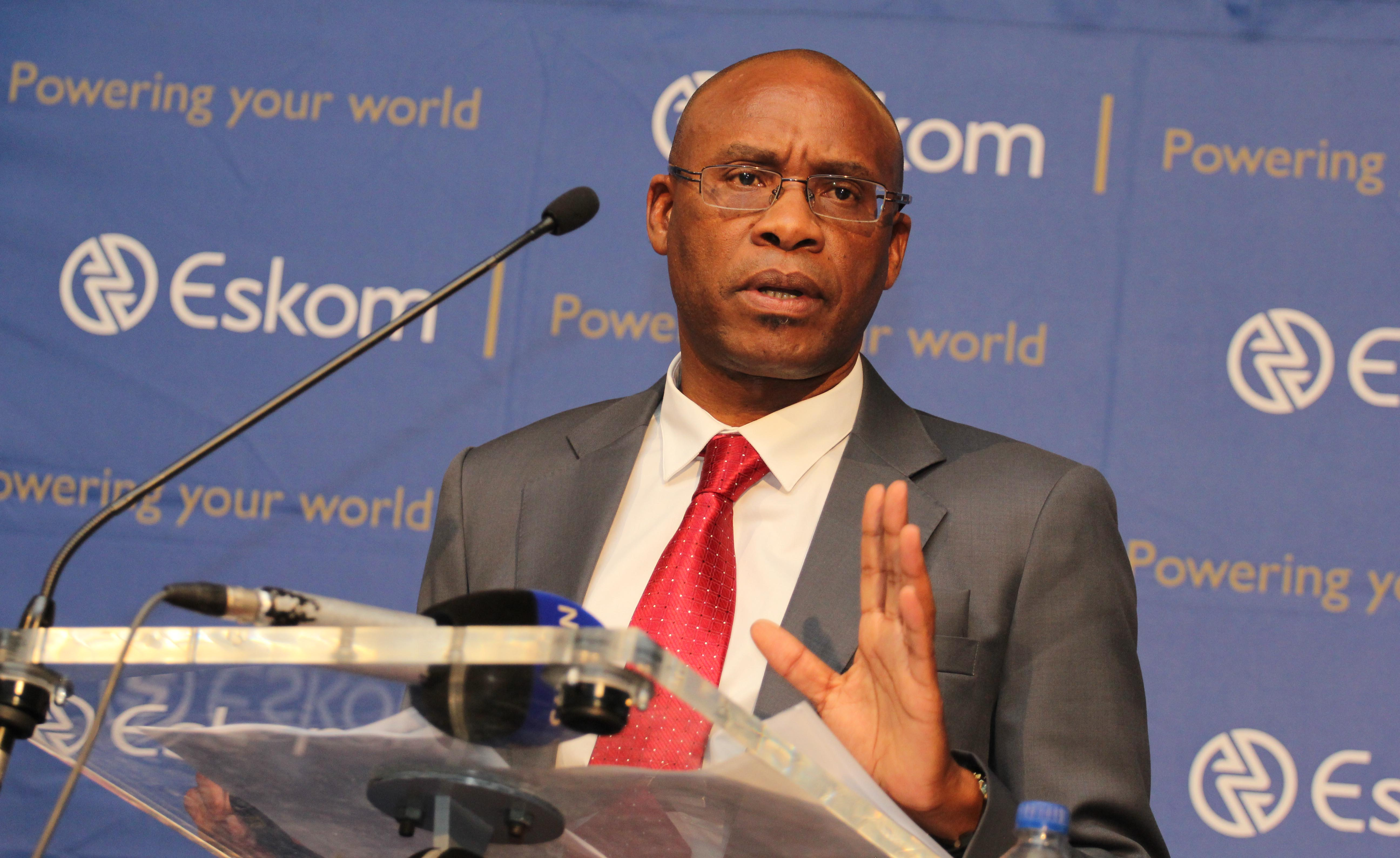 Sources say senior ANC officials opposed Eskom CEO Suspension