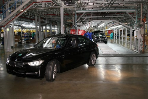 A move by BMW would follow plans outlined by China in April to ease foreign-ownership restrictions in the country. Picture: Moneyweb