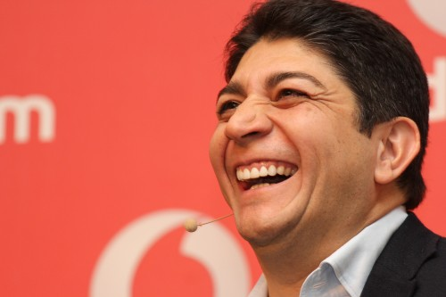 Vodacom CEO Shameel Joosub says the telecoms firm is looking to continue monetising data across its footprint. Picture: Moneyweb