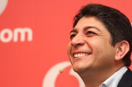 Vodacom CEO Shameel Joosub