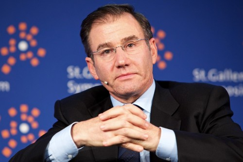 Ivan Glasenberg, chief executive officer of Glencore. Picture: Gianluca Colla, Bloomberg