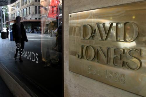 Woolworths drops Australian range David Jones. Picture: Bloomberg