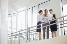 Listed companies with more female directors are better corporate citizens