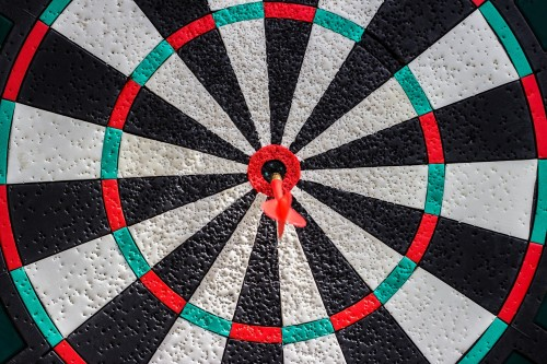 Making investment choices with a specific goal in mind makes it easier to stay the course when the markets get choppy. Picture: Shutterstock