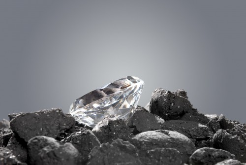 Petra Diamonds sells a 20-carat blue gem, mined from its Cullinan mine, for almost $15m. Image: Shutterstock