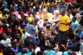 SA faces downgrade risk with budget marred by protests