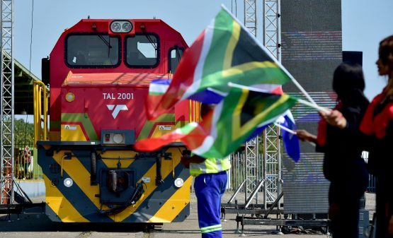 Transnet's deal with Zambia Railways is a profit-sharing arrangement. Picture: Supplied