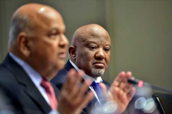 The current reality is that those involved in state capture are growing more desperate and their actions are becoming more urgent, Gordhan says. Picture: Supplied