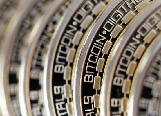 Cryptocurrencies have seen enormous price gains with bitcoin surging 250% year to date. But there are growing pains. Picture: Bloomberg