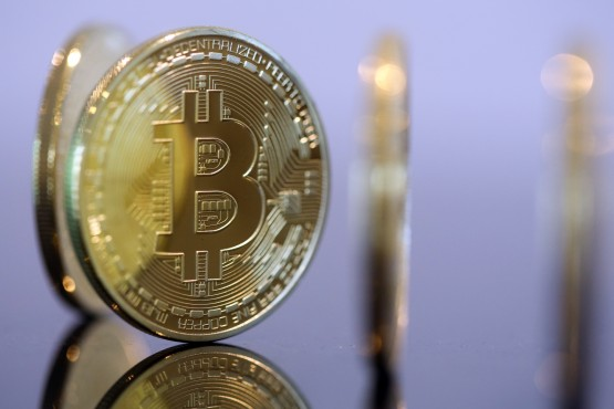 Any currency has to have two characteristics. It must be accepted as a medium of exchange and it must serve as a store of value. Bitcoin fulfills neither. Picture: Chris Ratcliffe/Bloomberg