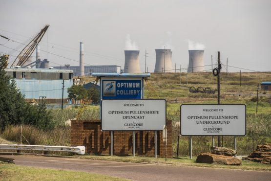 Optimum Coal mine. Picture: Moneyweb