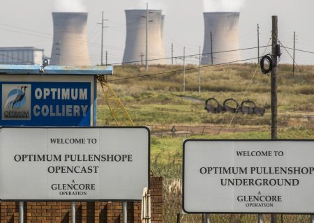 Guptas' Optimum Coal risks suspension as workers protest