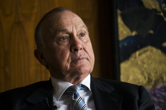 Christo Wiese, billionaire and chairman of Steinhoff Holdings. Picture: Bloomberg