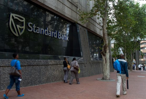 Standard Bank financial results released. Picture: Bloomberg