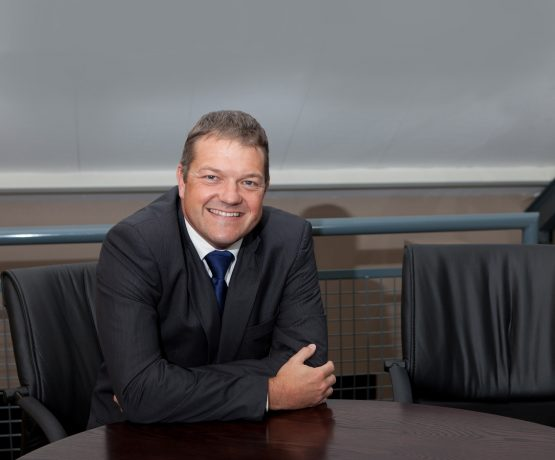Andries Greyling, soon-to-be CEO of Curro Group