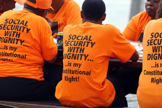 Non-payment of social grants will result in disaster and massive social unrest. Picture: Moneyweb